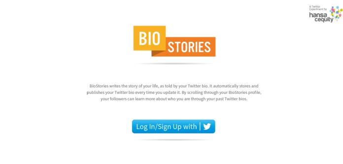 BioStories - Home